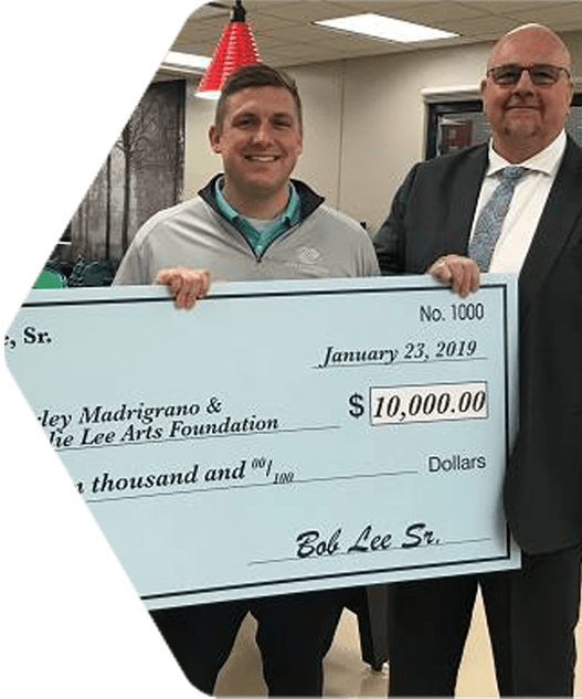Lee Mechanical Donates to Boys & Girls Club of Kenosha