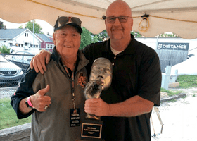 Eric Olson Cigar Smoker Award