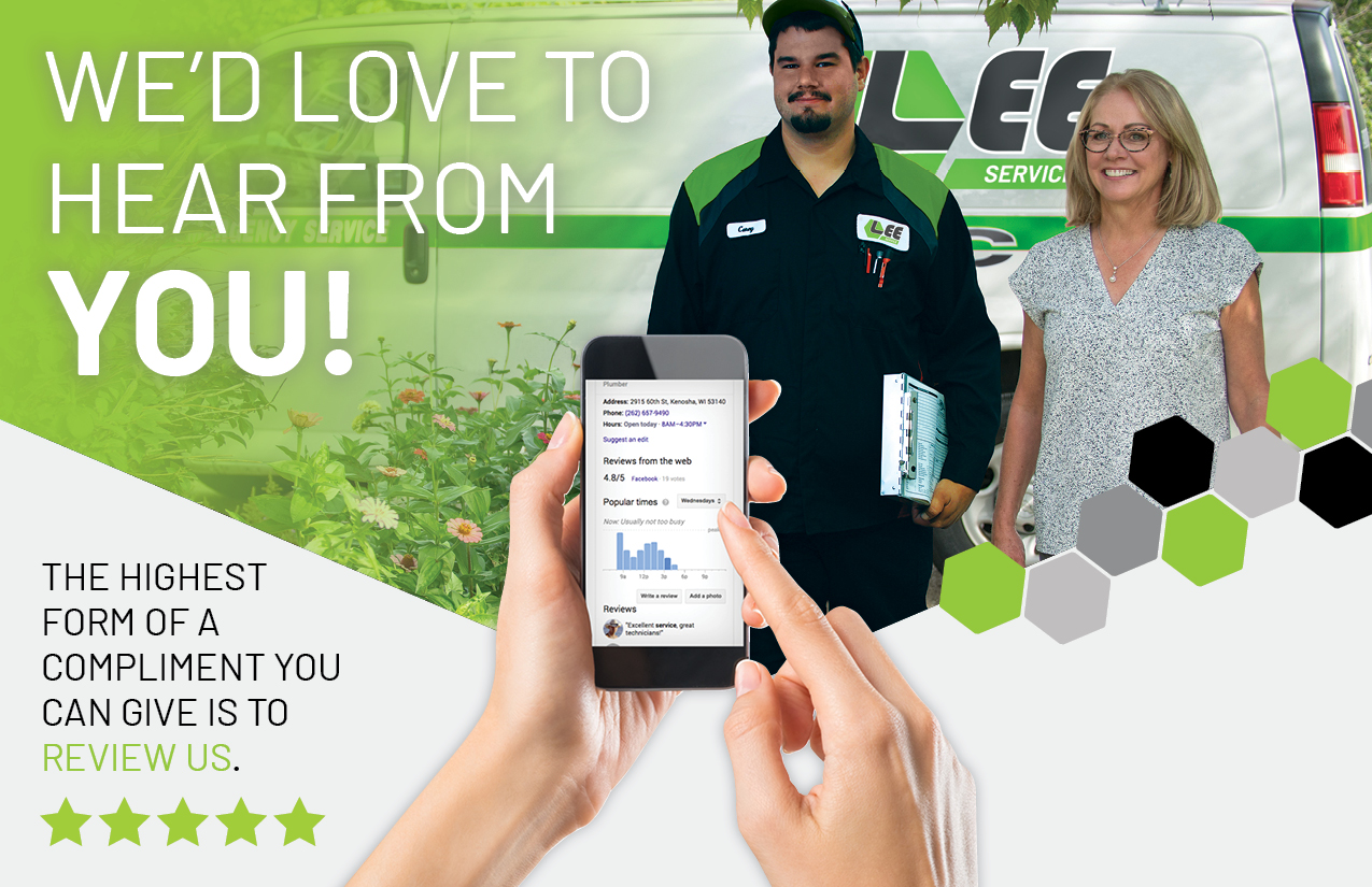Leave Lee a Review | Lee Mechanical