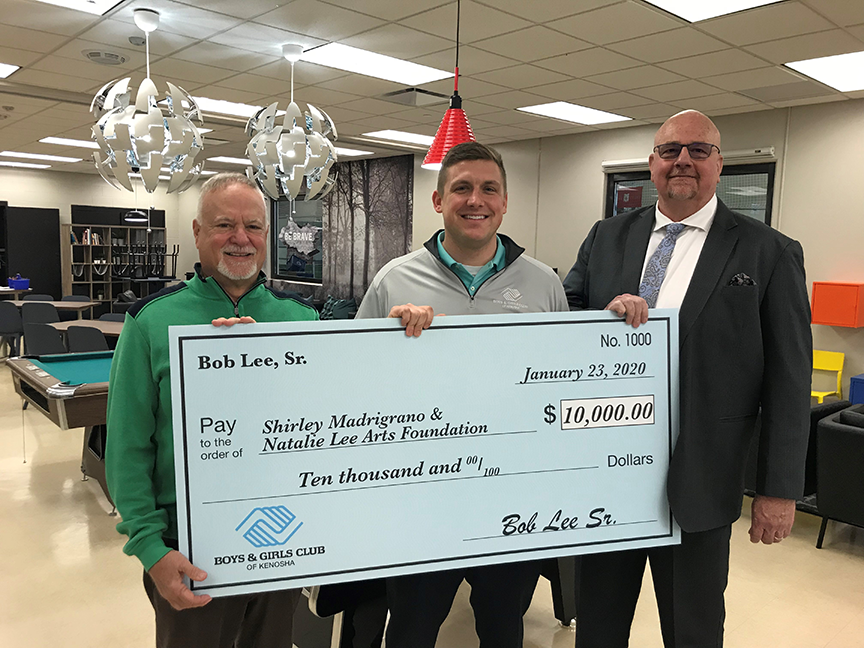 Boys & Girls Club Donation | Lee Mechanical