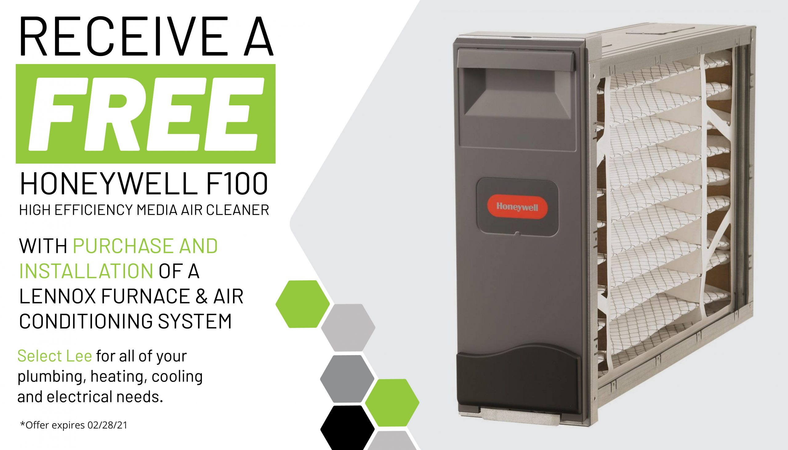 Lennox Rebate Offer | Lee Mechanical